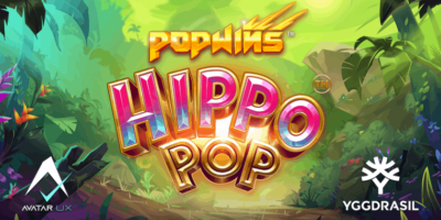 Yggdrasil und AvatarUX starten den psychedelischen Slot HippoPop™